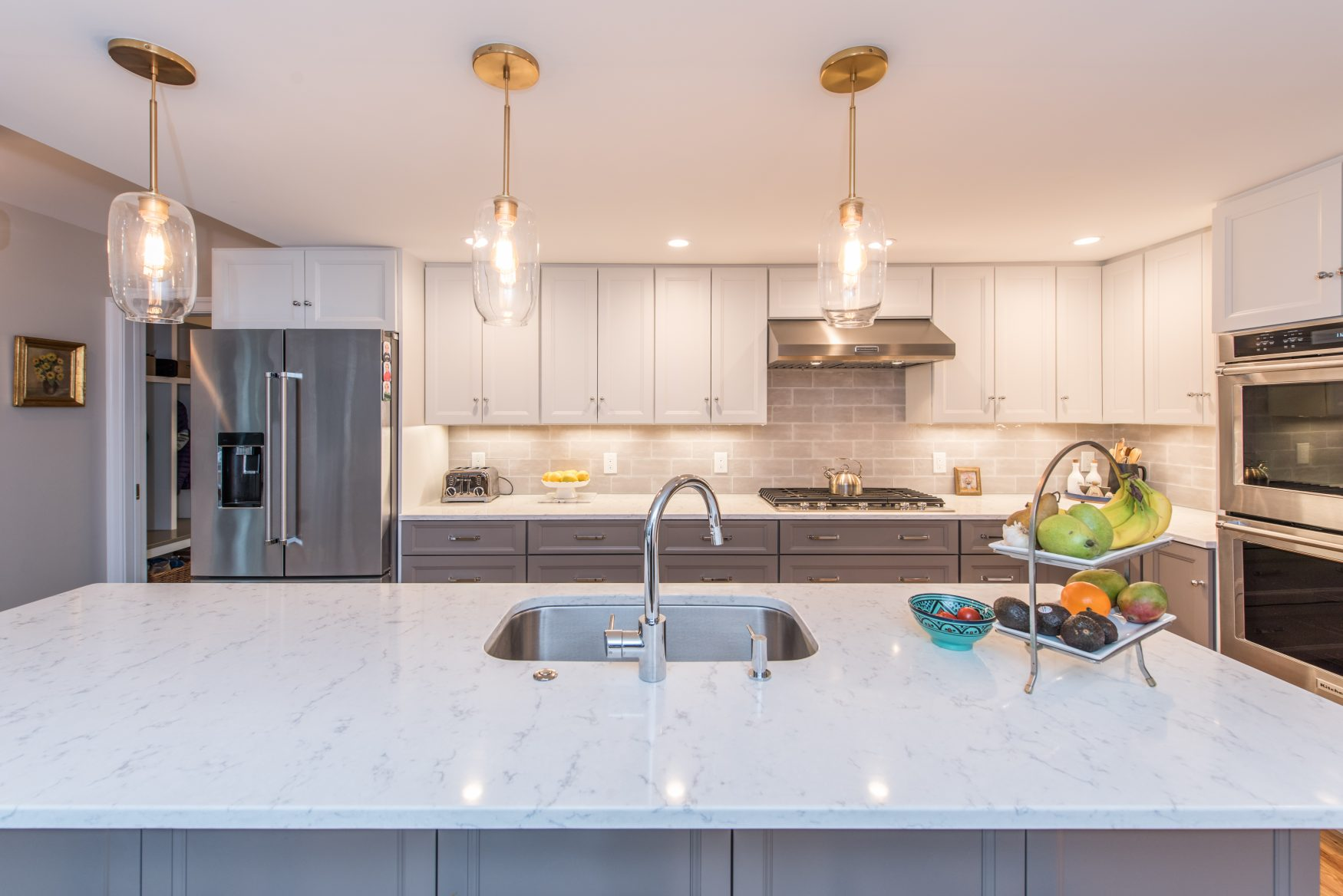 Contemporary Kitchen in Rockville, MD